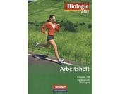 Biologie plus, Ausgabe Gymnasium Thüringen, Neubearbeitung: 7./8. Schuljahr, Arbeitsheft