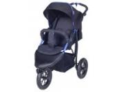 knorr-baby Joggy S Sportwagen 883004, Schwarz/blau