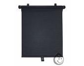 Auto-Sonnenschutzrollo universal schwarz (Baby Plus)