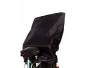 Sunnybaby 11600 Regenschutz für Kinderfahrradsitz aus Nylon