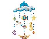 Goki Holzmobile Unterwasserwelt [Babyspielzeug]