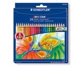 Staedtler Farbstifte Noris Club®, Etui mit 24 Farben