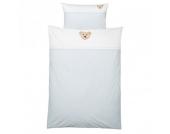 Kinder-Bettwäsche-Garnitur ´´Steiff Bär´´