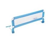TecTake® Kinder Bettgitter Bettschutzgitter 102cm blau