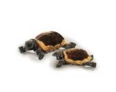 Plüschtier Schildkröte Schildi - 80 cm - - Plüschtier von Steiner - handgefertigt in Deutschland - XXL Kuscheltier
