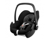 MAXI COSI Babyschale Pebble Black devotion (Q-design)
