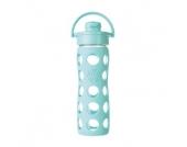 lifefactory Trinkflasche Flip Top Cap turquoise 650 ml - türkis