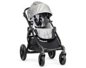 Baby Jogger City Select Sportwagen - SILVER - 2014