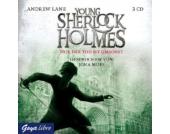 Young Sherlock Holmes - Nur der Tod ist umsonst, 3 Audio-CDs