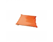 Sitzsack Classic 170 x 140 cm, Oxford, orange Gr. 140 x 170
