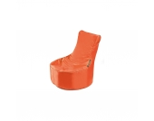 Sitzsack Seat XS, Oxford, orange