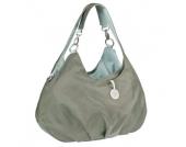 LÄSSIG Goldlabel Wickeltasche Shoulder Bag Design Metallic Frosty