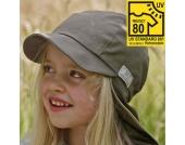 Pickapooh - Sonnenhut Legion�r khaki UV Schutz 80, kbA