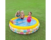 INTEX 3-Ring-Pool Wild Geometry - 168x38 cm
