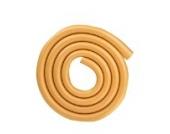 Bigood 2 Meter U Muster dicker Schreibtisch Kantenschutz Schützen Baby 200*4*0.8cm 4m doppelseitig klebe Orange