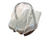 Alvi Mückennetz für Babyschale (94406) - weiß