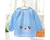 EQLEF® Baby-Essen und Spielschürze Baby-wasserdichten Schutzblech Farbe Random