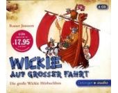 Wickie auf großer Fahrt: Die große Wickie-Hörbuchbox, 6 Audio-CDs