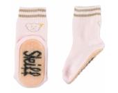 Steiff Girls Mini Stoppersocken rosé - Gr.Babymode (6 - 24 Monate) - Mädchen