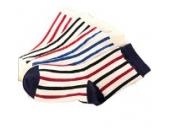 Luckystaryuan ® Set mit 4 Jungen Mädchen Socken Frühling Herbst Schöne Socke Geschenk für Kinder (3-5 Jahre)