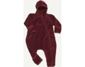66° North Babyoverall Fleece Kria Bordeaux 74 (6-12 Monate)