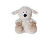 Warmies® Wärmestofftier Beddy Bears™ Schaf Locke Sherpa beige