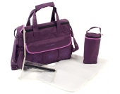 Chic 4 Baby Wickeltasche Luxury (Orchidee) [Kinderwagen]