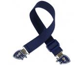 Playshoes Elastik-Gürtel Hai-Clip marine - blau - Unisex