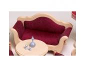 Bodo Hennig Puppenhaus Sofa Classic