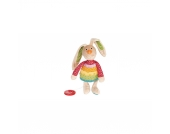 Rainbow Rabbit Spieluhr (40577)