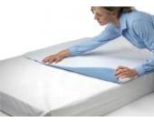 Baby-Kind-Wasserdichte Molton Matratzen Schutzbezug Inkontinenz Matratzenschutz Matratzenschonbezug Nässeschutz Einlagen Matratzenschutz 60x100 cm