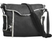 Wallaboo Wickeltasche Nore, Praktische Tasche mit viel Stauraum + Wickelunterlage + Wäschesack + Flaschentasche