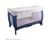 Sunnybaby 10167 Insektenschutznetz für Reisebett - Farbe: WEISS
