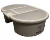 Tippitoes TT1 - Top and Tail Bowl Behlter fr Ordnung im Bad