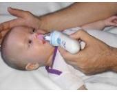 OLAF der elefantastische Nasensauger das Original I Pflege für Baby- und Kleinkind - Nasen I Elektrischer Nasensensauger für die Baby Erstausstattung I Mobiler Nasensekretsauger für sanfte Nasen