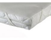 Träumeland T090501 Matratzenauflage Air für Wiege, 90 x 40 cm