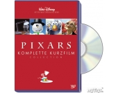 DVD Pixars komplette Kurzfilm-Collection
