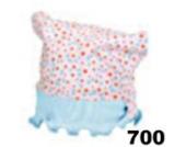 Sterntaler Kopftuch 12103 Farbe 700 Größe 49