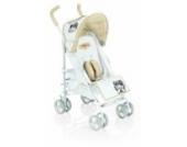 Brevi 758hk B. Super Hello Kitty 456Diva Kinderwagen Innenklemmung, weiß und gold