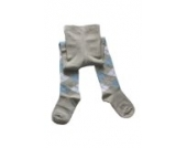 Baby und Kinderstrumpfhose Empfehlung: 7-8 Jahre, Größe: 122/128, Farbe: Grau mel.