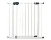 Safety 1st 24004310 - Easy Close Metal Türschutzgitter, ohne Bohren, weiß