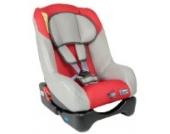 UNITED-KIDS Autokindersitz GALAXY, PM Red01-PM Grey01 (0-18 kg) Sonderpreis wegen Lagerräumung