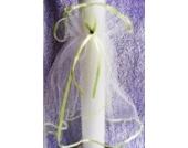 Kerzenrock für Taufkerze Kommunionkerze Junge Mädchen 3-6 cm Durchmesser T-149