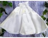 Kerzenrock für Taufkerze Kommunionkerze Junge Mädchen 3-6 cm Durchmesser T-152