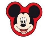 Disney Baby 2 Sonnenschutz Mickey