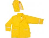 Playshoes Regenjacke Basic gelb